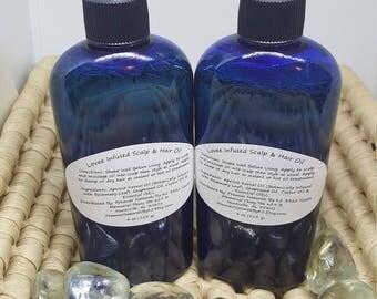 Lovee Scalp & Hair Oils (Hot Oil Treatment, Growth Oil, Scalp Oil, Hair Oil, Beard Oil)