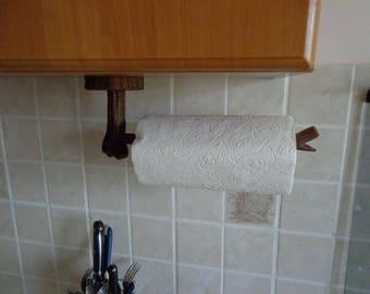 Kitchen towel rack   Etsy