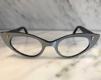 Vintage cat eye