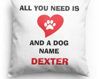 Custom Pet Pillow Custom Dog Pillow Pet Loss Gift Pet Pillow Photo