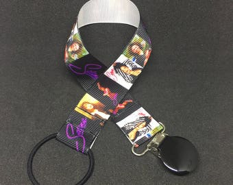 Selena Pacifier / Cup / Toy Holder