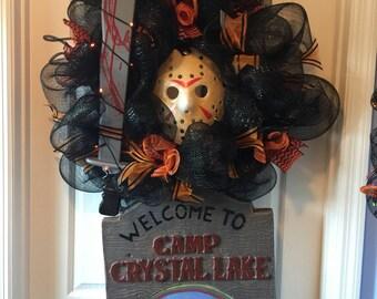 Halloween wreaths   Etsy