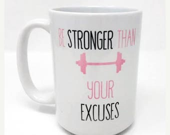 40% Off Sale Be Stronger Than Your Excuses