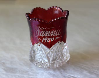 Victorian Era Toothpick Holder