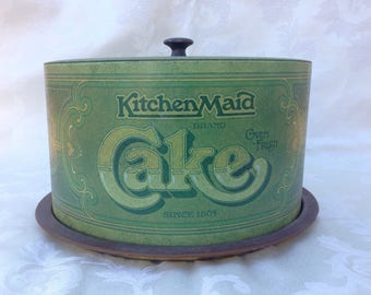 Kitchen Maid Cake Saver or Cake Carrier
