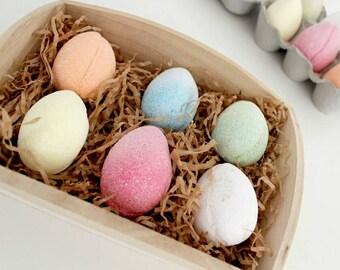 Bathbomb eggs