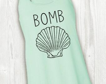 Bomb Shell Tank