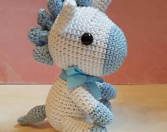 Einhorn Amigurumi Unicorn Amigurumi Made to order!