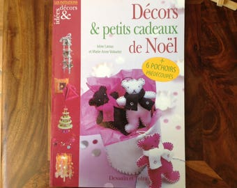 Book of designs for Christmas, decoration and gifts for Christmas decoration