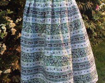 1950's,60's,70's Dirndl Skirt