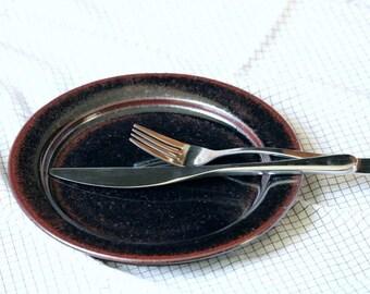 Dinner Plate, Handmade Plate, Pottery  Plate, Ceramic Plate, Stoneware Plate,