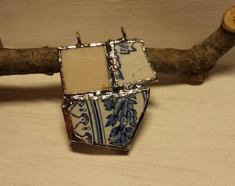 ceramic pendant,recycling