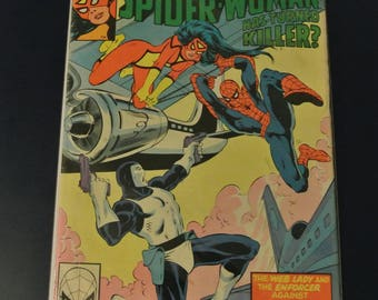 Spider Woman #29 1980 Bronze Age Marvel Comics