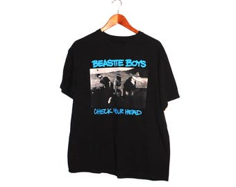 Beastie Boys Black Tshirt
