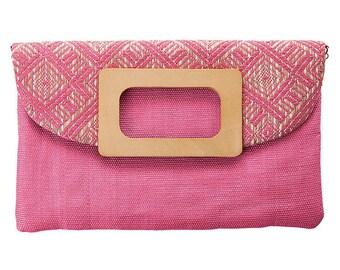 Sierra Hand Bag Pink