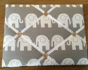 Elephant noticeboard / memo board / pinboard