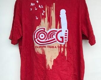 Coogi big logo tshirt