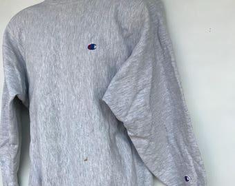 Champion sweatshirt // Size Large