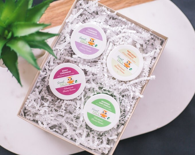 Whipped Shea Body Butter Fusion Sample Gift Set