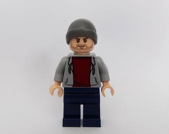 Jesse Pinkman From Breaking Bad Custom Minifigure Made From Lego Parts