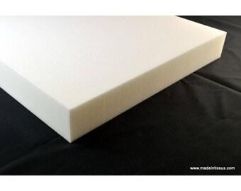 Plaque mousse polyuréthane 150cm x 50cm x 7cm