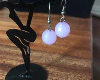 Simple Sphere Earrings