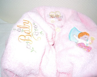 towel embroidered