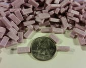 Bag -O- Tiny Bricks (450+ count) Miniature Wargaming and Frostgrave Crafting (doll house)