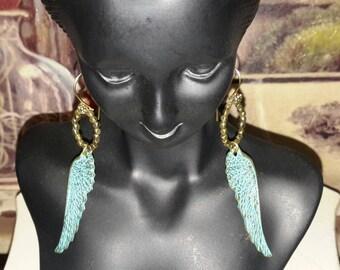 Angelic Wings Earrings