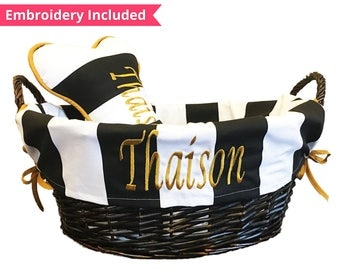 Personalized Dog Toy Box | Toy Basket | Pet Storage | Custom Toy Basket | Pet Supply Container| Personalized Toy Basket | Custom Toy Basket