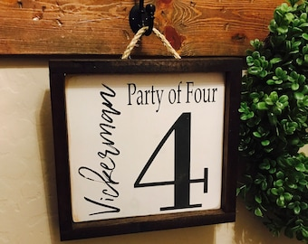 Personalized party of .....