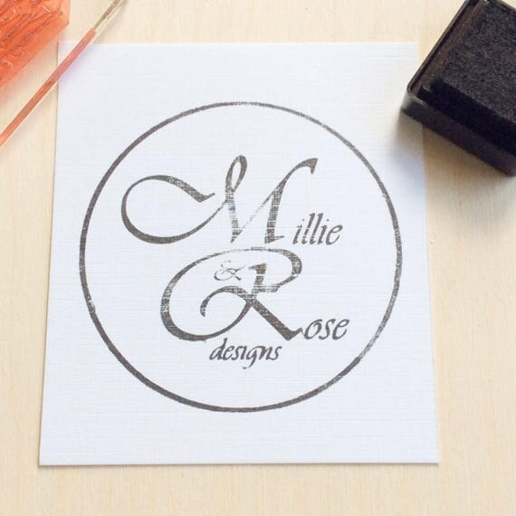 custom logo stamp design your own stamp logo rubber stamp