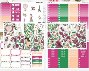 Dreaming of Paris Planner Sticker kit