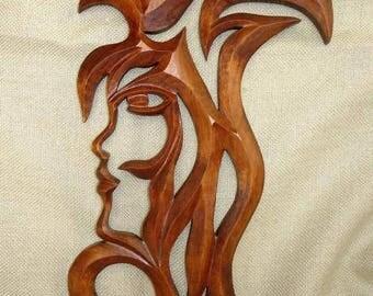 Еagle,  Wooden eagle,  Eagle carving,  Mask eagle,  Eagle woman,  Handmade Eagle,  Caring Wall Eagle, Eagle wood carving