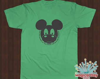 Disney Shirts - Jungle Cruise - 8th Wonder of the world: The Backside of Water! (Black Design)