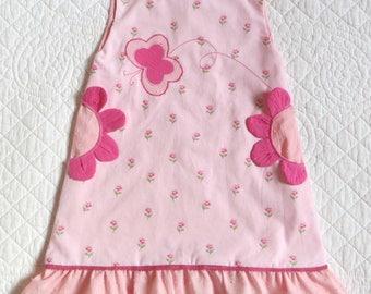 tunic dress velvet child