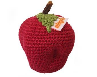 Apple Crochet Toy