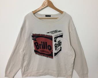 Andy Warhol Brillo Jumper