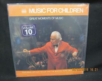 Arthur Fiedler Music for Children - Time Life