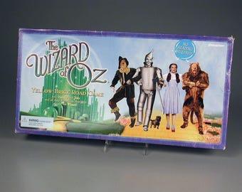 Wizard of Oz Yellow Brick Road Board Game