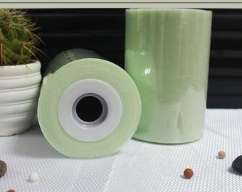Tulle roll high quality Mint 15 cm x 82 m for tutu and decoration.
