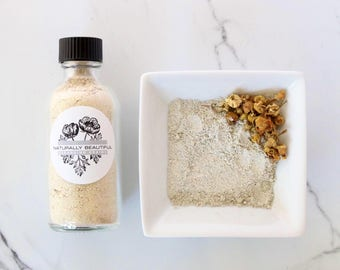 Cleansing Grains - Face Scrub - Natural Cleansing Grains- Natural Skincare - Sensitive Skin - Face Cleanser - Facial Cleanser