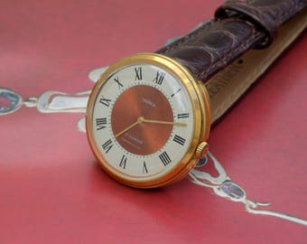 Ultra rare Vintage watch for lady Seagull (Chaika), 1970 USSR, USSR watch, Chaka watch gift for her