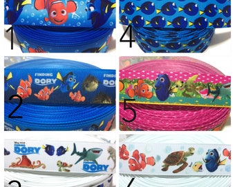 Finding Dory Ribbon, Finding Dory Grosgrain Ribbon