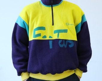 Sergio Tacchini - Wool sweatshirt
