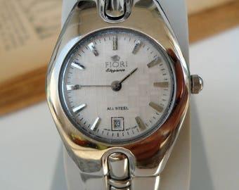 Fiori Ladies watch, vintage watch, vintage Fiori watch, Ladies Fiori watch, vintage ladies watch, Swiss watch, Quartz watch, wrist watch