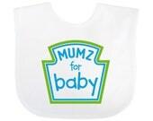 Funny Baby Bib Baby Showe...