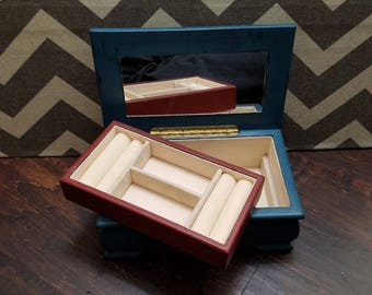 Upcycled jewlery box