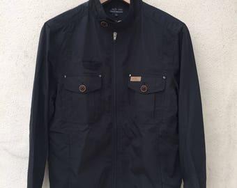 Kansai Yamamoto Japanese Designer Light Jacket