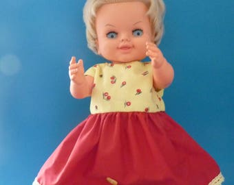 Retro doll - Wendy. Palitoy Made in England 1970 -